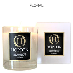 Rose, White Lilac & Verbena Candle