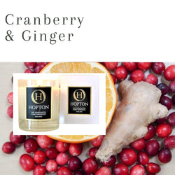 Cranberry & Ginger