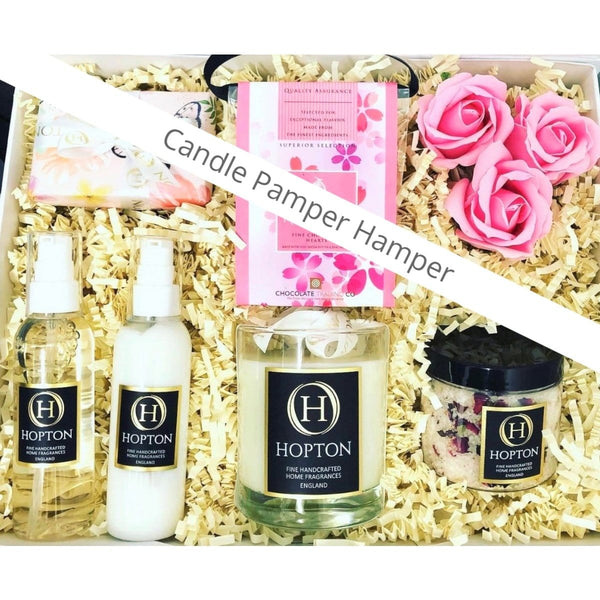 Candle Pamper Hamper