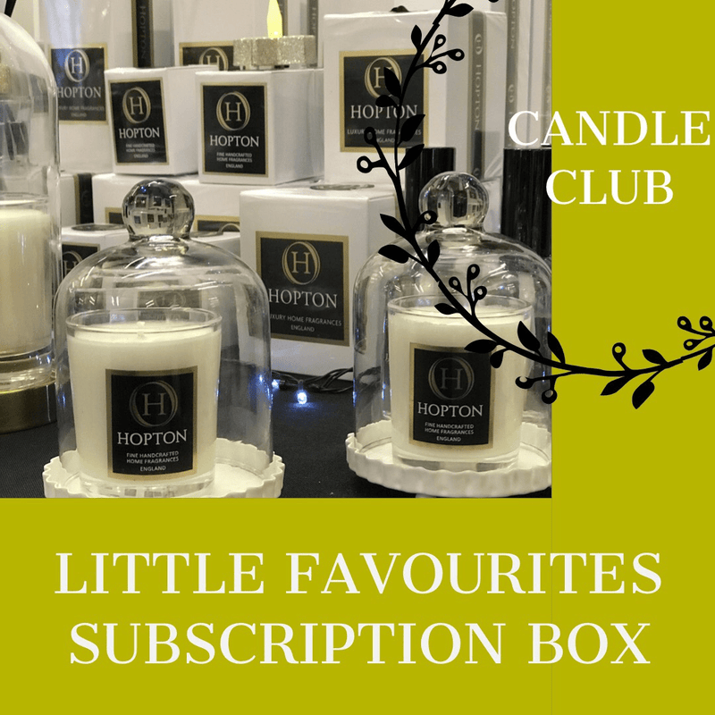Little Favourites Candle Club - 9 Month Subscription