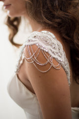 Maxine Sleeves- Camilla Christine Bridal Accessories & Jewelry
