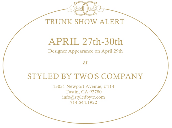 Styled by TC Trunk Show Alert