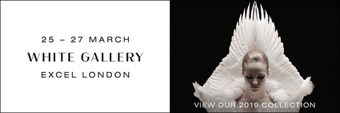 White Gallery London March 2018, Excel London, Camilla Christine and Match Made Bridal Appointment Request