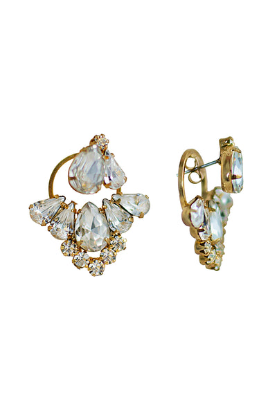 CERSI EARRINGS - GOLD