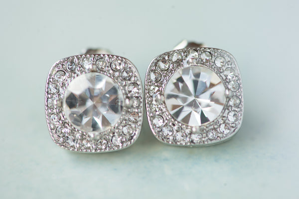 DEMI EARRINGS - SILVER