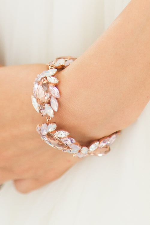 SANDY BRACELET- ROSE GOLD