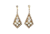 AGNES EARRINGS - GOLD