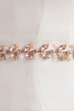 ANIA SASH- ROSE GOLD
