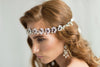 ANIA HEADPIECE- SILVER