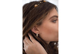 LIV EARRINGS- GOLD