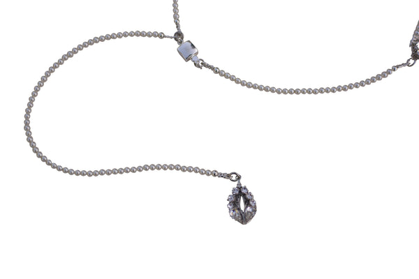 FAE NECKLACE - SILVER