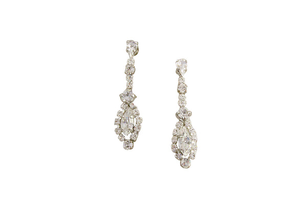PAULINE EARRINGS- SILVER