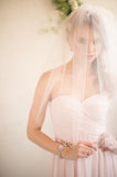 Bridal Accessories and Wedding Jewelry, Camilla Christine, Veil, Blusher