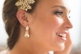 GRACE EARRINGS- GOLD