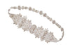 ALIDA HEADPIECE- SILVER