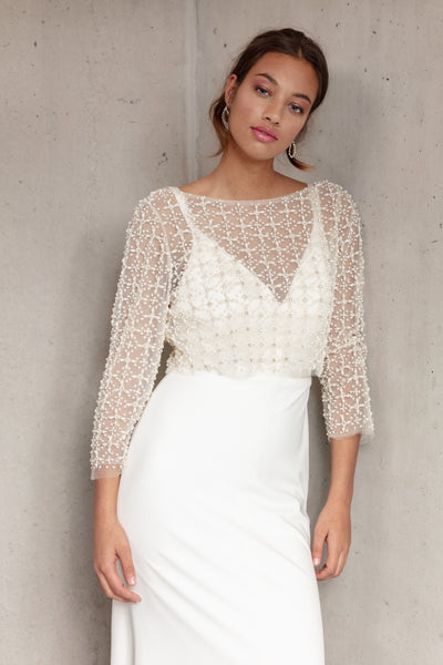BENTLEY COVERUP- IVORY