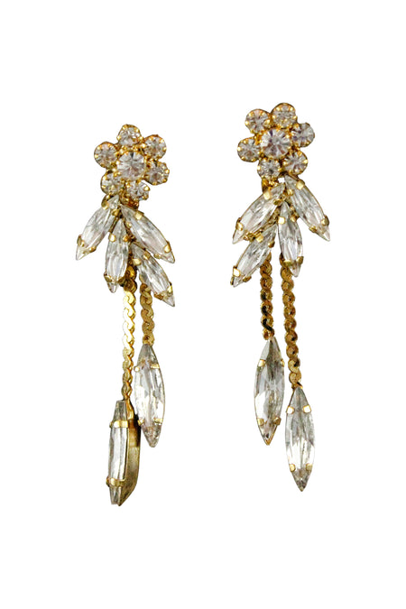 ODETTE EARRINGS - GOLD