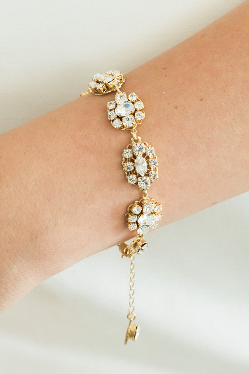 JULIANA BRACELET- ROSE GOLD