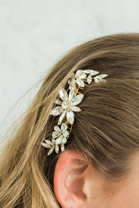 ANIA HEADPIECE- ROSE GOLD