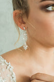 MARIA EARRINGS - SILVER