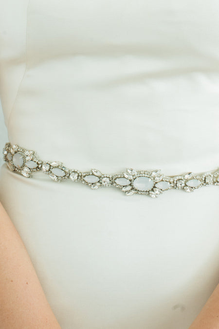 DOMINIQUE BRACELET- SILVER