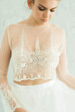 ROSEMARY COVER UP - IVORY