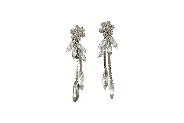KENDAL EARRINGS - SILVER