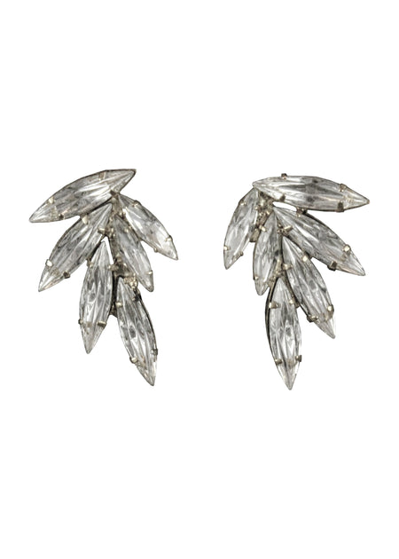 VIRGINIA EARRINGS - SILVER