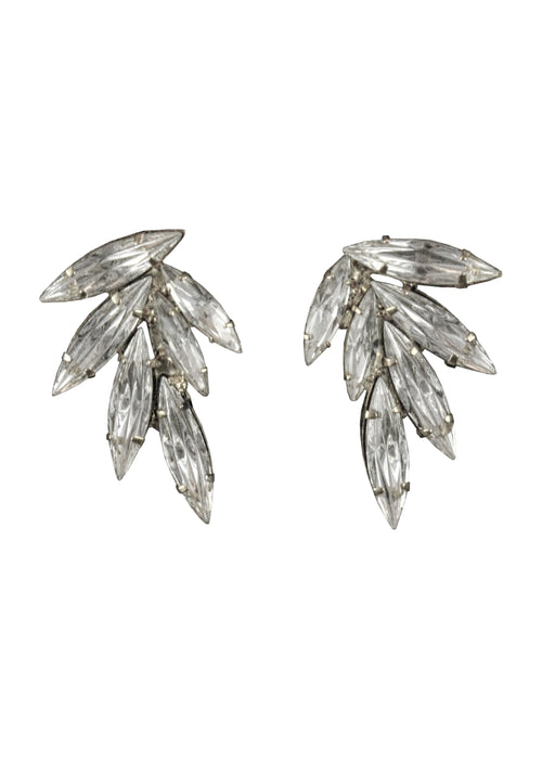 BLAKE EARRINGS - SILVER