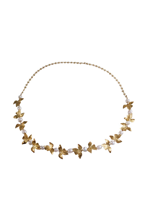 ORCHID HALO- GOLD