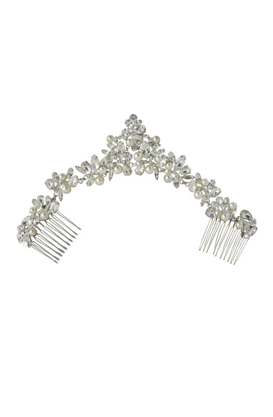 NIXON HEADPIECE - SILVER