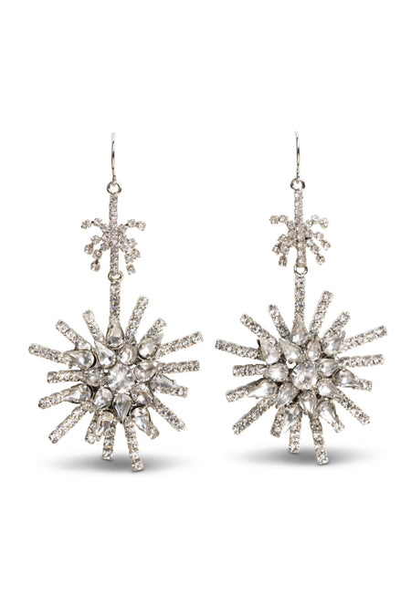 BIJOU EARRINGS - SILVER