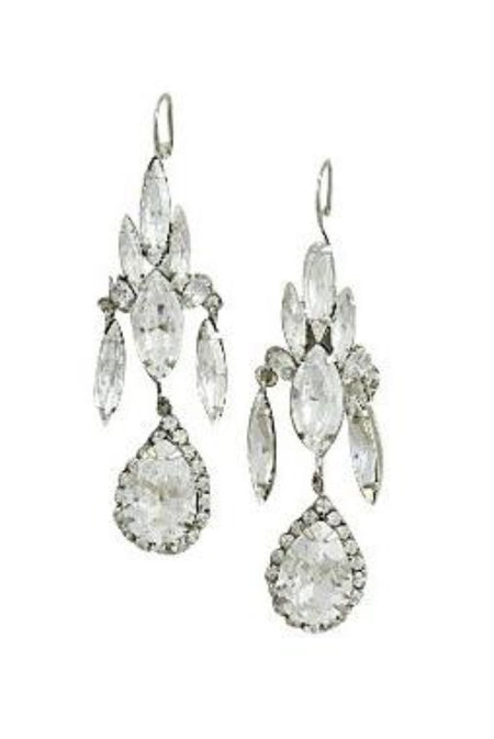 EVAN EARRINGS - SILVER