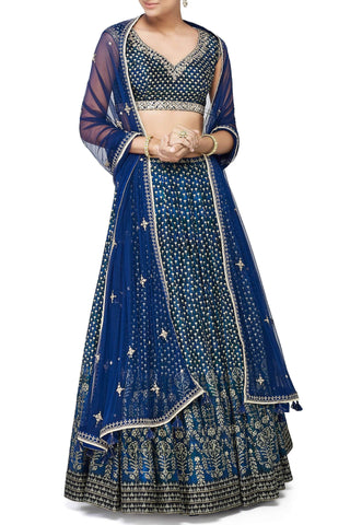 Beautiful Exclusive Designe The Tiyasha Lehenga-Bridal Lehenga Store