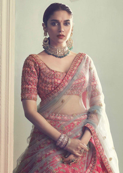 Beautiful Exclusive Designe The Nivanshi Lehenga-Bridal Lehenga Store