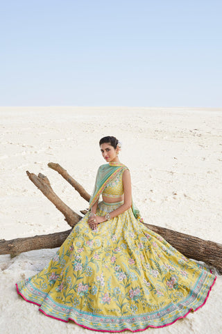 Beautiful Exclusive Designe Nereida Lehenga-Bridal Lehenga Store