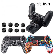 Load image into Gallery viewer, 13 In 1 Accessories for PS4 Controller