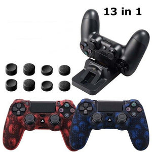 13 In 1 Accessories for PS4 Controller