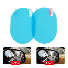 Load image into Gallery viewer, Car Mirror Sticker Anti Fog