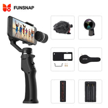 Load image into Gallery viewer, Funsnap Handheld Stabilizer for mobile phone
