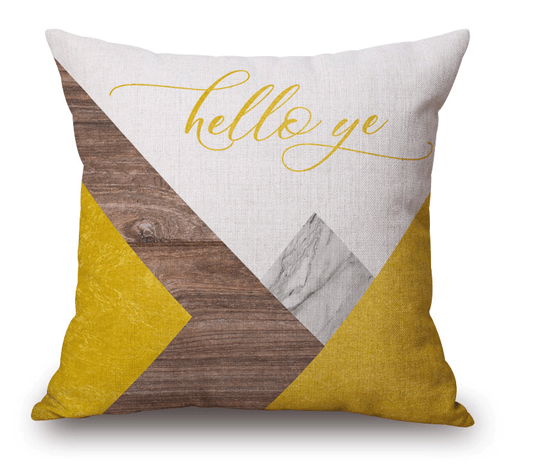 Classic Home Decor Pillow Covers (FILLING INCLUDED) - The Jardine Store