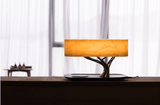 Desk Lamp with wireless charger and bluetooth speaker - The Jardine Store