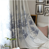 Mountain-ash Curtain Panel - The Jardine Store