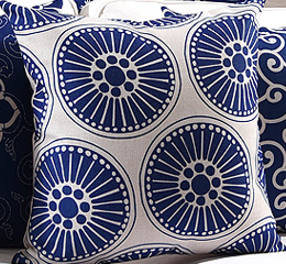 Printed Decorative nordic cushion pillow (FILLING INCLUDED) - The Jardine Store