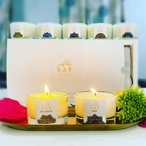 RAY Discovery Candle Set - The Jardine Store