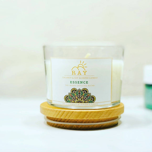 RAY Scented Candle - ESSENCE - The Jardine Store