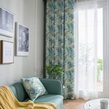 Tropical Caribbean Luxury Home Decor Curtain Panels - The Jardine Store