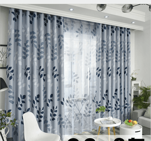 Tyndale Floral Curtain Panels - The Jardine Store