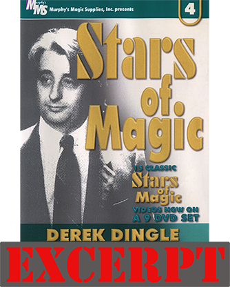 All Backs video DOWNLOAD (Excerpt of Stars Of Magic #4 (Derek Dingle))