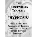 The Transparency Template by Jonathan Royle - eBook DOWNLOAD